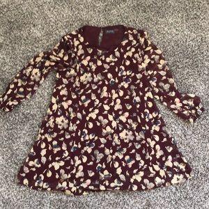 ASTR Floral Shift Dress